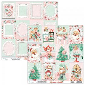 Papier Mintay 30x30 - seria THE SWEETEST CHRISTMAS  – 06