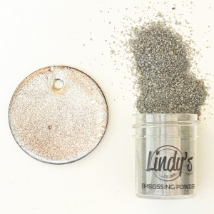 Proszek do embossingu Chrome Doesnt't Pay Embossing Powder - Lindy's (ep-115)
